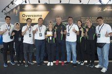 "Pertamina Lubricants Kembali Dipercaya Jadi ""Technical Partner"" Lamborghini Squadra Corse"