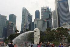 Harga Properti Seken Singapura Jatuh