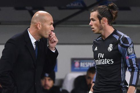 Osasuna Vs Real Madrid, Zidane Kembali Panggil Gareth Bale