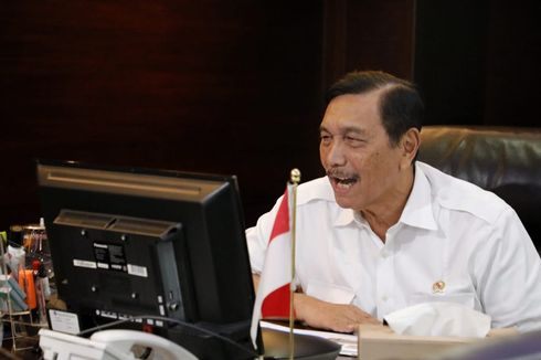Untuk Keempat Kalinya, Kementerian Pimpinan Luhut Dapat Opini WTP dari BPK