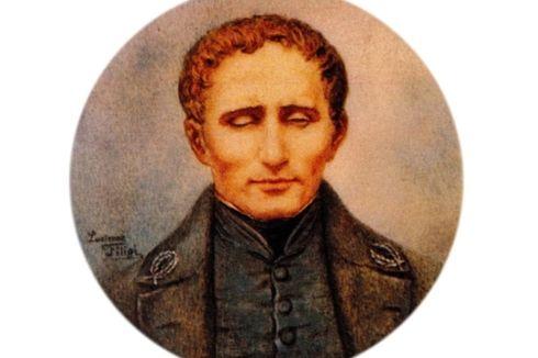 Biografi Tokoh Dunia: Louis Braille, Bocah Pencipta Huruf bagi Tunanetra