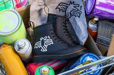 Karya Keith Haring dalam Koleksi Terbaru Dr Martens