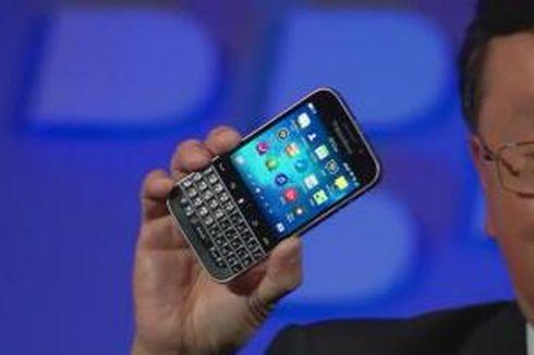 BlackBerry dan Boeing Bikin Smartphone