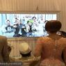 Resmi Menikahi Aurel, Begini Reaksi Heboh Adik-adik Atta Halilintar Lewat Video Call