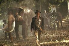 Sinopsis Indiana Jones and The Temple of Doom, Pencarian Batu Suci di India