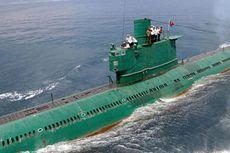 Korut Rancang Kapal Selam yang Mampu Luncurkan Rudal Balistik