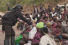 Empat Kampung di Tembagapura Kosong, Warga Mengungsi ke Timika