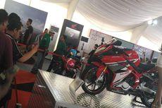 Honda CBR250RR Jadi Pusat Perhatian di Sepang