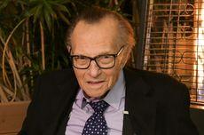 Larry King dan Rekam Jejaknya Mewawancarai Tokoh Dunia