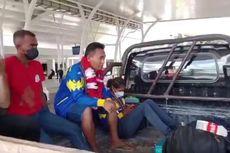 Peraih Medali Emas PON Papua Naik Pikap, Wagub NTT: Pemprov Pasti Beri Apresiasi Atlet Berprestasi
