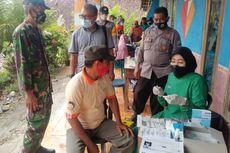 Cerita Iptu Pranan Dampingi Tim Vaksinasi Temui Lansia hingga Kunjungi Daerah Terpencil di Jombang
