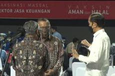 Jokowi Targetkan Vaksinasi Covid-19 Capai 1 Juta Suntikan Per Hari Mulai Awal Juli