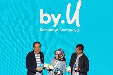 Telkomsel Rilis Kartu Prabayar Digital By.U, Bisa Pilih Sendiri Kuota Aplikasi