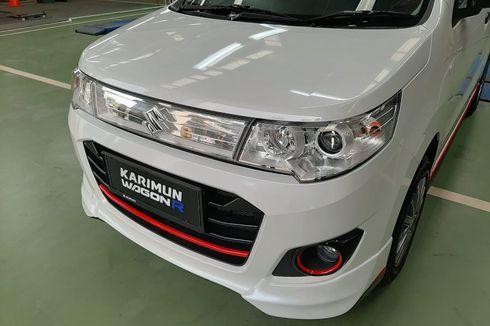 Digemari Konsumen Fleet, Suzuki Klaim Wagon R Makin Subur
