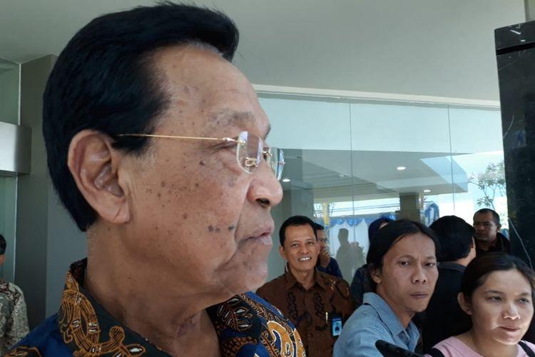 Sri Sultan HB X saat ditemui di Rumah Sakit UII, Pandak, Bantul, Selasa (24/9/2019).