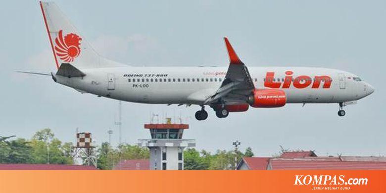 Lion Air Belum Hentikan Penerbangan ke Arab Saudi