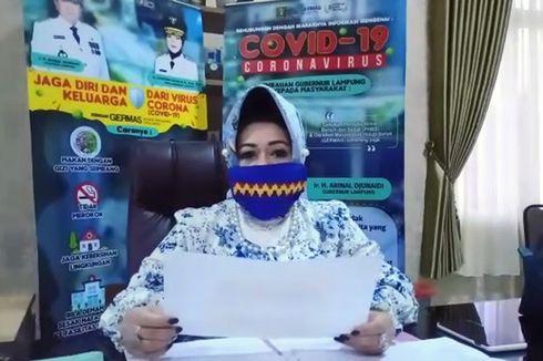 Dinkes Lampung Pantau 65 Orang Tanpa Gejala Corona