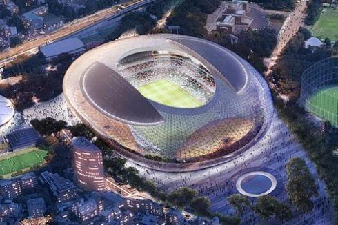 Stadion Olimpiade Tokyo Masih Jadi Pusat Laga Atletik