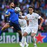 HT Italia Vs Spanyol - Donnarumma Bikin Penyelamatan Gemilang, Skor Masih 0-0
