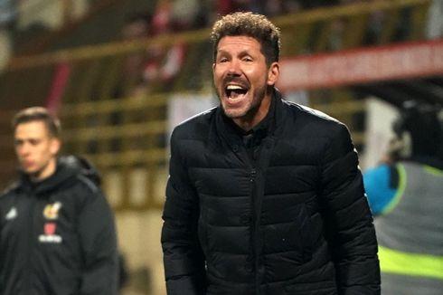 AC Milan Vs Atletico, Ambisi Simeone Permalukan Rossoneri di San Siro