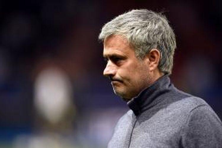 Mantan Manajer Chelsea dan Real Madrid, Jose Mourinho.