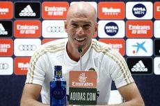 Levante Vs Real Madrid, Pasukan Zinedine Zidane Siap Menderita