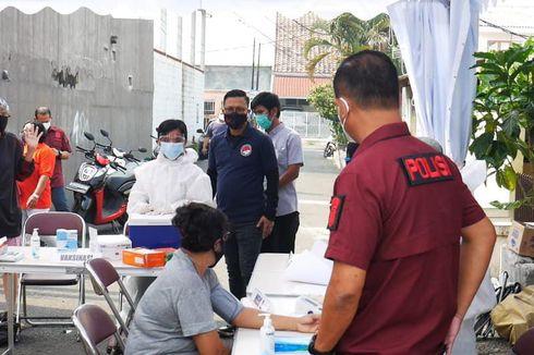 Vaksinasi Covid-19 di Kampung Ambon Dibuka, Kuota Tiap Jam Dibatasi untuk Hindari Kerumunan