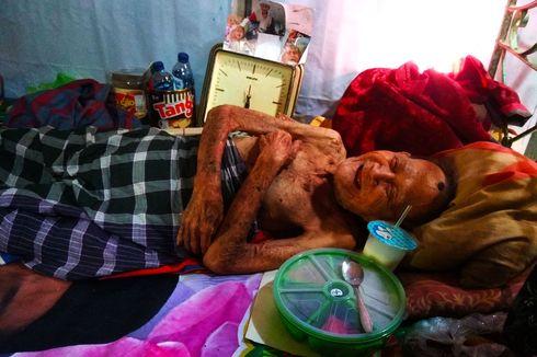 Kisah Kakek Lumpuh Berusia 98 Tahun, Ditinggalkan Anak karena Sakit-sakitan hingga Tak Pernah Mandi 9 Bulan