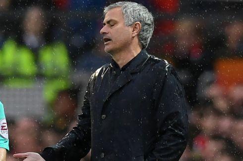 Mourinho: Kekalahan Man United Bukan Salah Saya