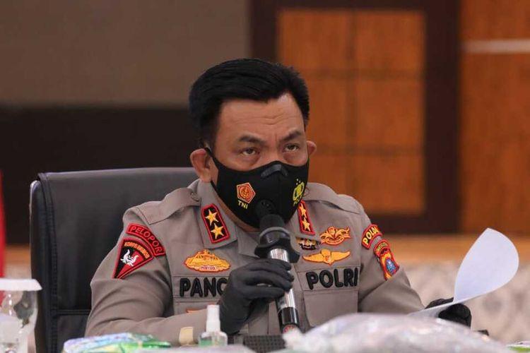 Kapolda Sumut, Irjen Pol RZ Panca Putra Simanjuntak di aula Tribrata Mapolda Sumut pada Selasa (29/6/2021) sore memaparkan sejak April hingga Juni, Polda Sumut menyita ratusan kg sabu-sabu, puluhan ribu butir ekstasi, ratusan kg ganja, dua pucuk senjata api laras panjang. Dari puluhan orang tersangka, sebelas di antaranya merupakan oknum personel kepolisian yang terlibat jaringan peredaran narkoba.