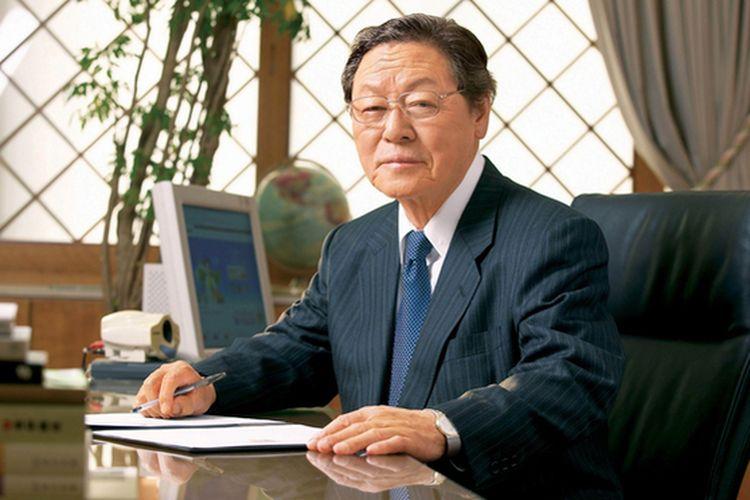 Shin Choon Ho, pendiri Nongshim. [Dok.Nongshim Via Pulsenews]