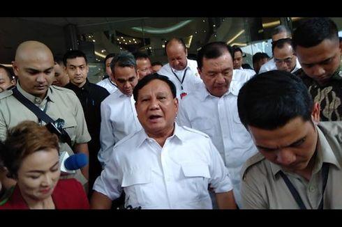 Kesan Prabowo Saat Naik MRT Pertama Kali: Rasanya Seperti di Luar Negeri...