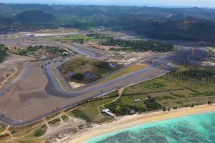 Sirkuit Mandalika akan jadi lokasi tes pra-musim MotoGP 2022