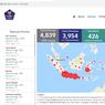 Update Link Pantauan Perkembangan Covid-19 di 30 Provinsi di Indonesia