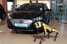 Terus Berinovasi, Hyundai Indonesia Hadirkan Robot Pintar Spot