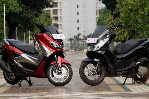 Adu Fitur, Lebih Canggih Honda PCX atau Yamaha NMAX?