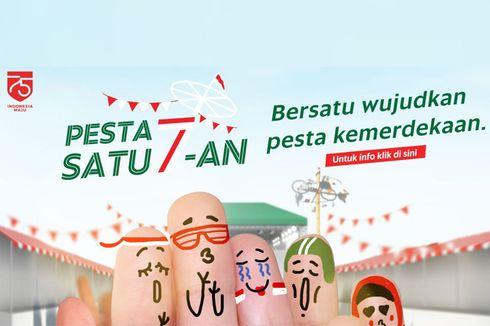 Ada Panjat Pinang Virtual di #PestaSatu7an dari Grab, Ikut Yuk