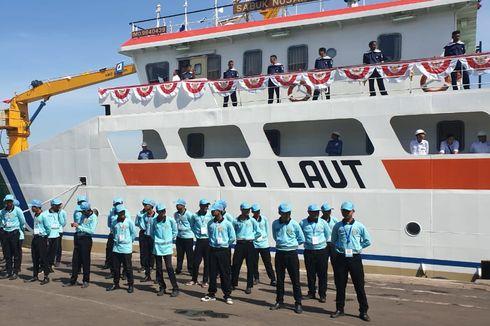 Kementerian Perhubungan Luncurkan Buku Tol Laut