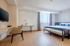 Ada Hotel Baru di Makassar, Bangunannya Mirip Kapal Phinisi