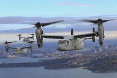 Eks Sekjen Kemenhan Sebut AS Klaim Sepihak dalam Penjualan MV-22 Osprey Block C