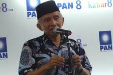 Amien Rais: Kata Orang Jokowi Hebat, bagi Saya Tidak