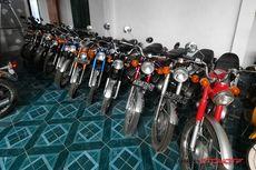 [VIDEO] Melihat Sepeda Motor Milik Polisi Jujur Jenderal Hoegeng