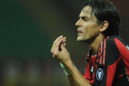 Filippo Inzaghi Kenang Golnya yang 'Dicuri' Tomasson 17 Tahun Silam