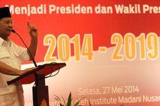 Prabowo: Kita Harus Akui Prestasi Megawati Memimpin Bangsa Ini