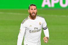 Real Madrid Vs Mallorca - Ramos Cetak Gol Lagi, Los Blancos Geser Barcelona