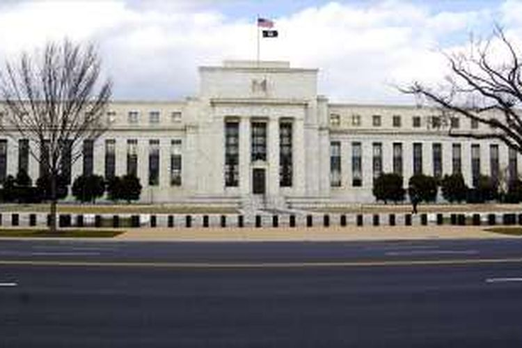 Gedung Federal Reserve