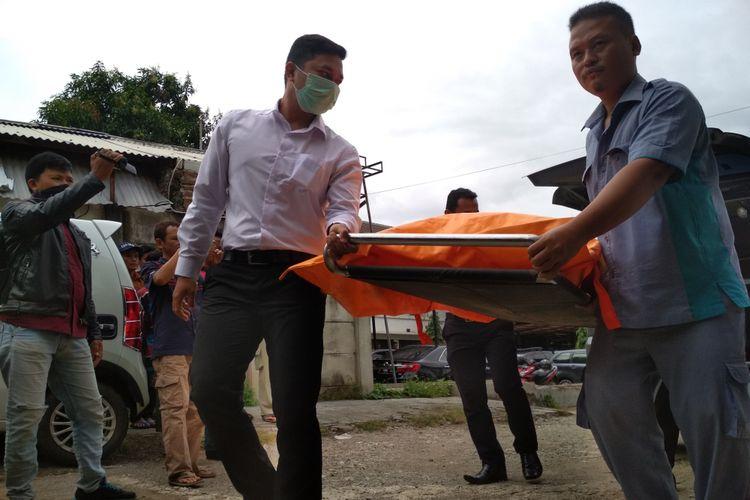 Polres Karawang kembali menembak mati pelaku curas, DS (21)  karena berusaha melawan petugas.
