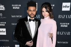 The Weeknd Dampingi Selena Gomez Jalani Tranplantasi Ginjal