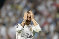 Sergio Ramos Tak Betah di Real Madrid