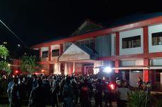 Menurut Kemenkumham, Ini Penyebab Kerusuhan di Lapas Tuminting Manado